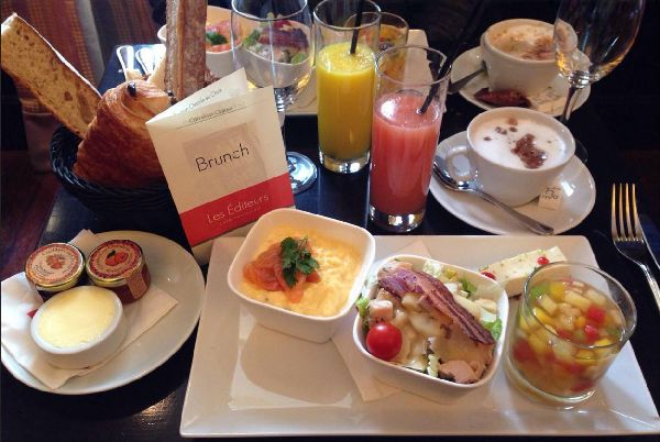 Brunch Les Editeurs