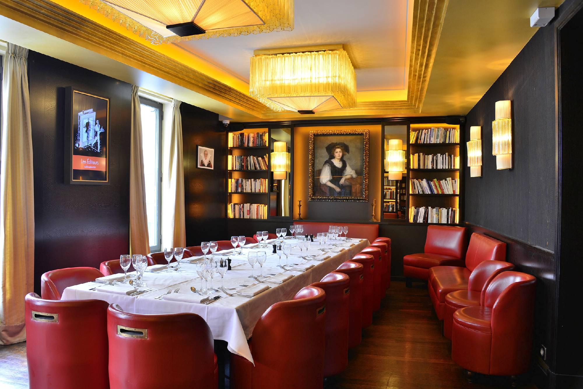 restaurant rencontre paris 1er